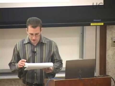 Holocaust in Film and Literature, Lec 8, German 59, UCLA thumbnail