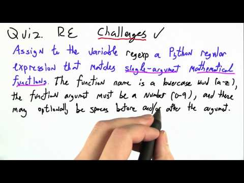 Re Challenges - Programming Languages thumbnail