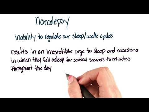 Narcolepsy - Intro to Psychology thumbnail