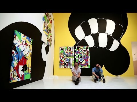 "assume vivid astro focus: Spontaneity & Concentration | ART21 ""Exclusive"" thumbnail"