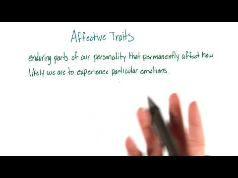 Affective traits - Intro to Psychology thumbnail