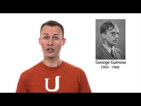 George Gamow thumbnail