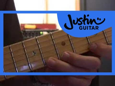 Blues Lead Guitar: Bending #4of20 (Guitar Lesson BL-014) How to play thumbnail