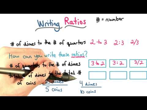 Practice Writing Ratios - Visualizing Algebra thumbnail