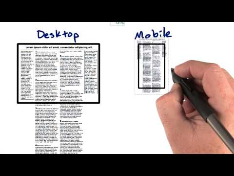 Screen Size for Mobile - Mobile Web Development thumbnail