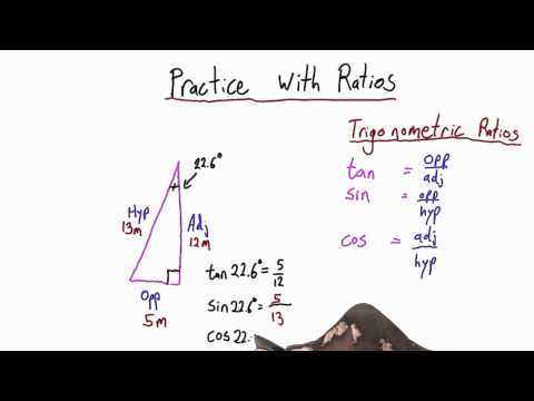 01-34 Trigonometric Ratios Solution thumbnail