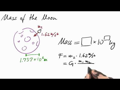 Moon Mass Solution - Differential Equations in Action thumbnail