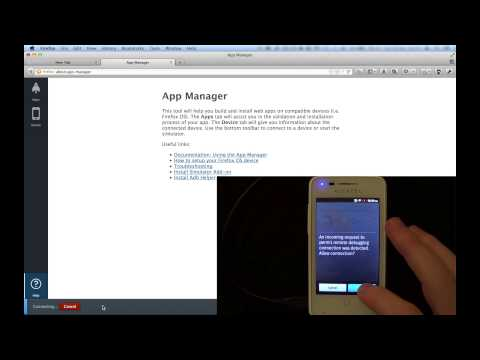 App Basics for FirefoxOS - Testing on the Device thumbnail