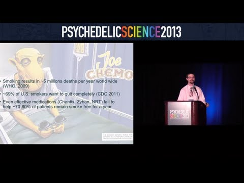Psilocybin-Facilitated Treatment for Addiction: Smoking Cessation - Matthew Johnson thumbnail