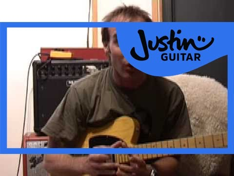 Blues Lead Guitar: Using Licks #5of20 (Guitar Lesson BL-015) How to play thumbnail
