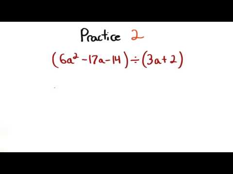 Long Division Polynomials 2 - Visualizing Algebra thumbnail