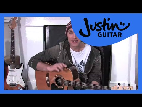 Forcing The Changes (Guitar Lesson BC-145) Guitar for beginners Stage 4  thumbnail