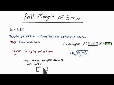 Sample Size - Intro to Statistics thumbnail