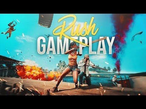Pubg Mobile Rush Gameplay Thumbnail Pubg Free Mod