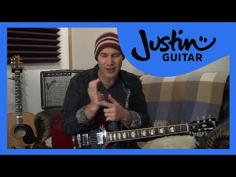Intermediate Rhythm Guitar 5 (Guitar Lesson IM-155) How to play IF Stage 5  thumbnail