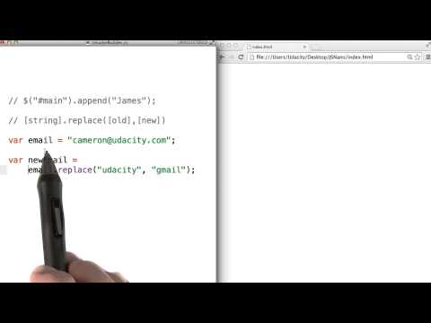 stringreplace() Quiz - JavaScript Basics thumbnail
