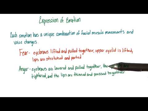 Expression of emotion - Intro to Psychology thumbnail