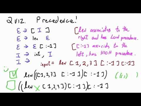 07-39 Precedence Solution thumbnail