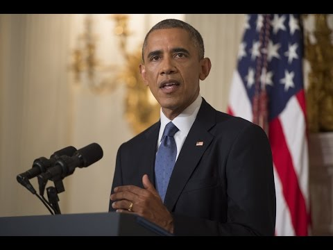 President Obama authorizes airstrikes on militants in Iraq thumbnail