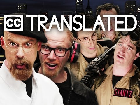 [TRANSLATED] Ghostbusters vs Mythbusters. Epic Rap Battles of History. [CC] thumbnail