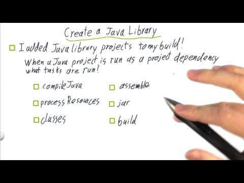 7 q Create Java Libraries thumbnail