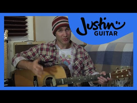 JUSTIN Method Training Exercises 1 (Guitar Lesson IM-118) How to play IF Stage 1 thumbnail