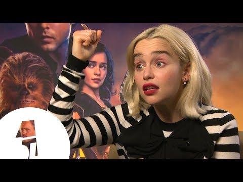 """Oi! Khaleesi!"": How NOT to ask Emilia Clarke for a selfie thumbnail"