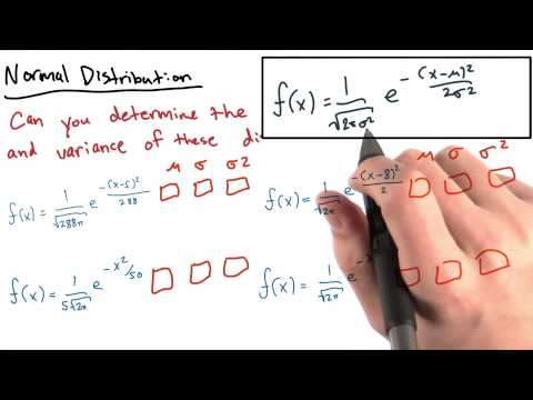Normal Distribution - Intro to Data Science thumbnail