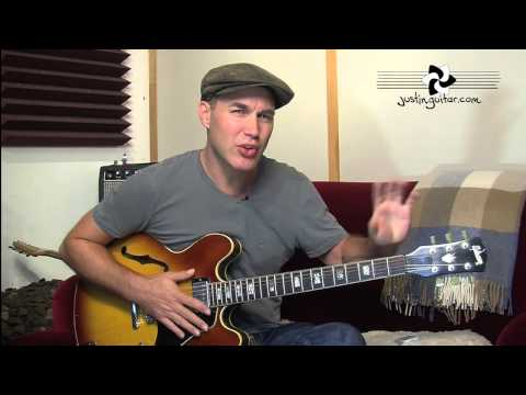 How to Tune Your Guitar To Drop D Tuning (Guitar Lesson ES-021) thumbnail