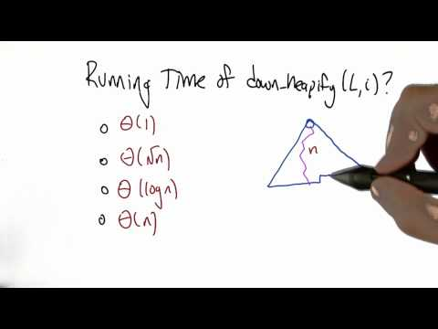 04-43 Running Time Of Down Heapify Solution thumbnail