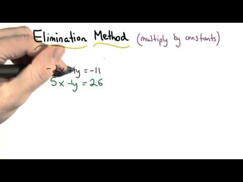 Set Up for Elimination - Visualizing Algebra thumbnail
