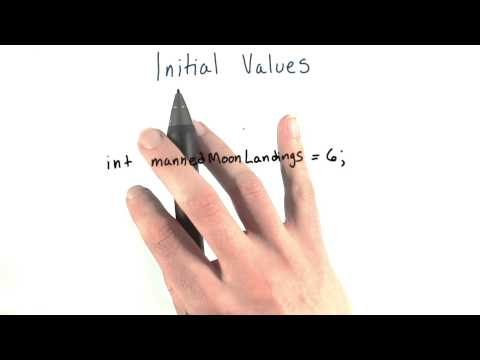 Initial Values thumbnail