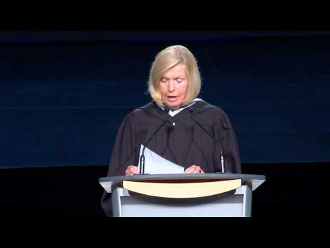 Convocation 2015 - Shirley Westeinde thumbnail