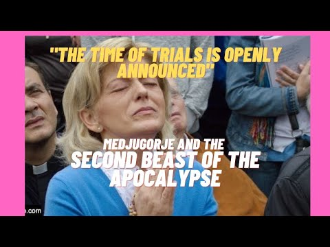 Medjugorje - On the 40 Year - A time of Trials is openly announced thumbnail