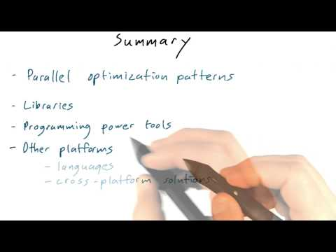 Summary - Intro to Parallel Programming thumbnail
