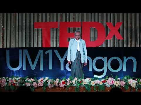 Myanmar or Burma? | Dr. Khin Aye | TEDxUM1Yangon thumbnail