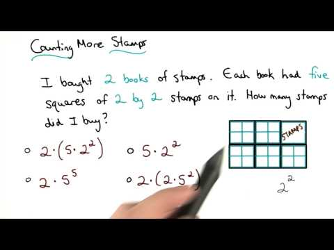 Counting More Stamps - Visualizing Algebra thumbnail