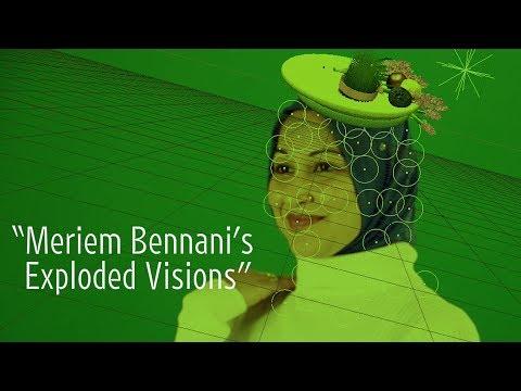 "Meriem Bennani's Exploded Visions | Art21 ""New York Close Up"" thumbnail"