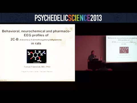 Behavioral, Neurochemical, and Pharmaco-EEG Profiles of 2C-B in Rats - Tomas Palenicek thumbnail