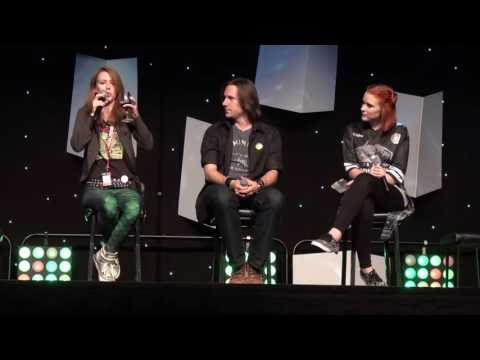 Critical Role Panel W Matt Mercer Marisha Ray At Haven Mackay