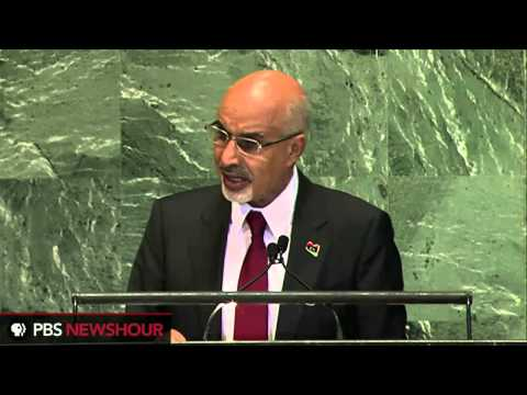 Libyan President el-Megarif: Libya Apologizes for 'Lunatic Despot' Gadhafi thumbnail