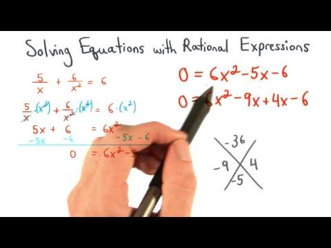 Factoring Quadratics for the Solution Set - Visualizing Algebra thumbnail