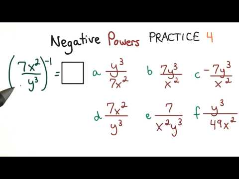 Negative Exponents 4 - Visualizing Algebra thumbnail