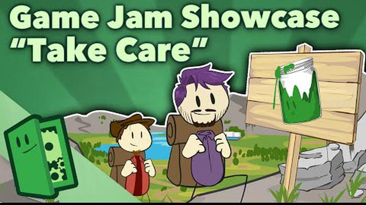 Game Jam Showcase #6 - Take Care - Extra Credits