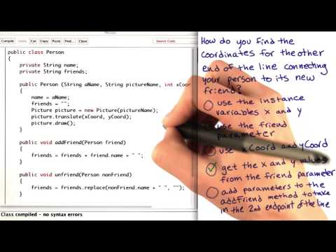 Find the Coordinates of the Endpoint - Intro to Java Programming thumbnail