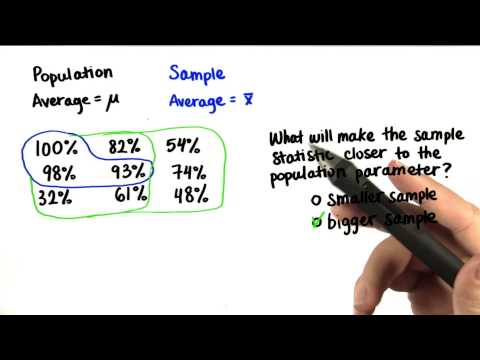 Better Sample - Intro to Descriptive Statistics thumbnail