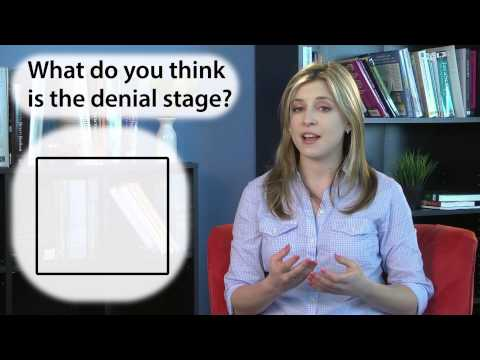 What is the denial stage thumbnail