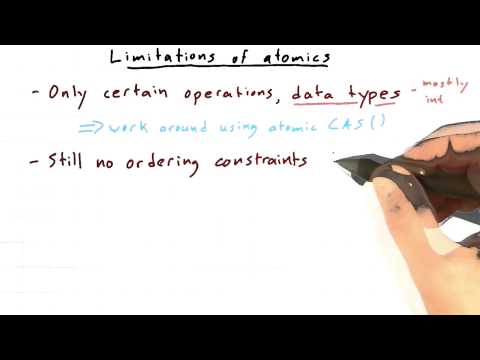 03-47 Limitations of Atomic Memory Operations thumbnail