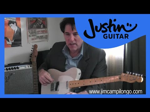 Jim Campilongo Interviewed by Justin Sandercoe (Guitar Lesson MA-007) How to play thumbnail