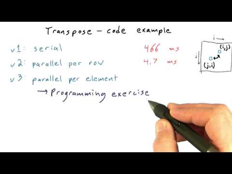 Transport Code Example Part4 - Intro to Parallel Programming thumbnail
